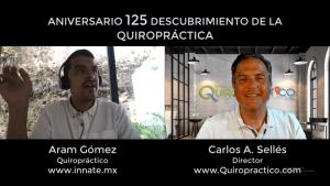 Aniversario 125 de la Quiropráctica