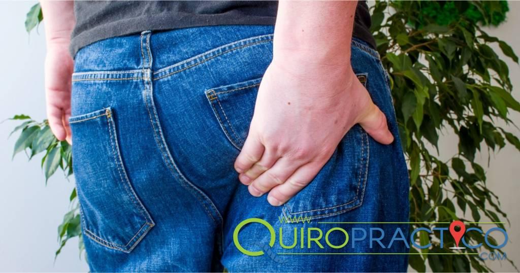ajuste quiropráctico solución al dolor del nervio ciático