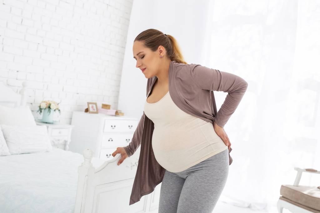 beneficios de la quiropráctica durante el embarazo