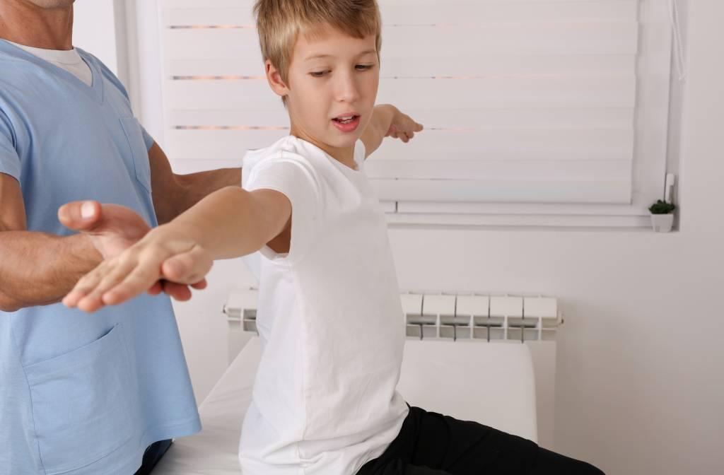 quiropractica pediatrica