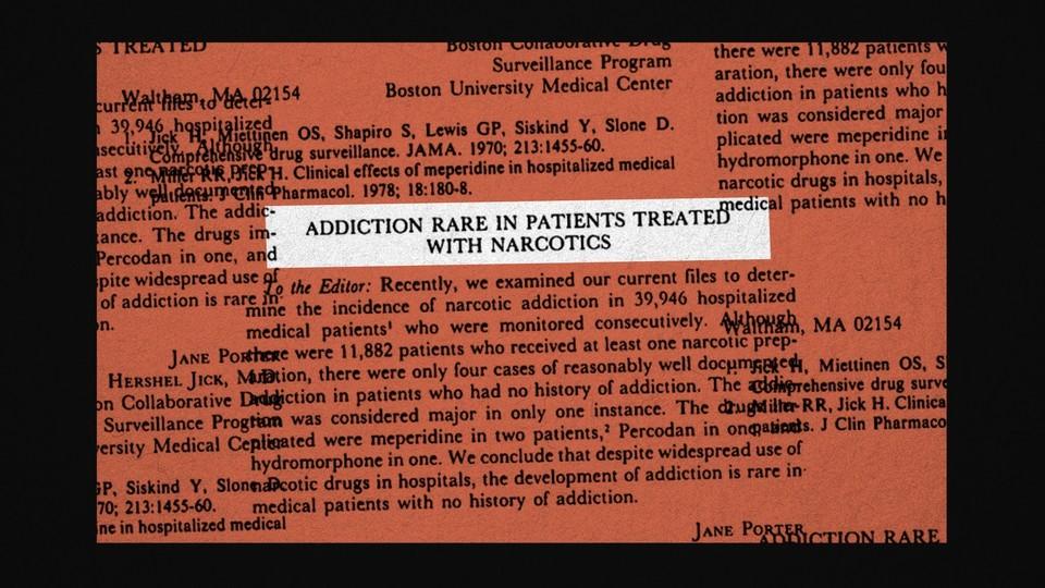 adicción a opioides
